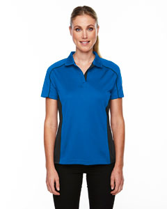 True Royal 438 Eperformance™ Ladies' Fuse Snag Protection Plus Colorblock Polo