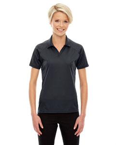 Carbon 456 Eperformance™ Ladies' Stride Jacquard Polo