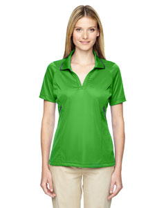 Valley Green 448 Eperformance™ Ladies' Propel Interlock Polo with Contrast Tape