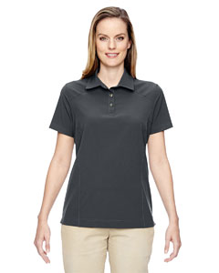 Graphite 156 Ladies' Excursion Crosscheck Woven Polo