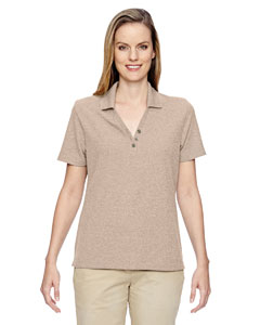 Stone 019 Ladies' Excursion Nomad Performance Waffle Polo