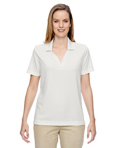 Cryst Qrtz 695 Ladies' Excursion Nomad Performance Waffle Polo