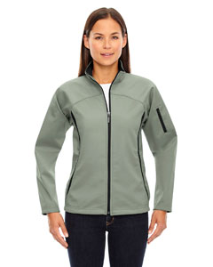 Celadon 821 Ladies' Three-Layer Fleece Bonded Performance Soft Shell Jacket