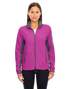 Plum Rose 889 Ladies' Microfleece Jacket
