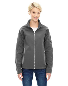 Graphite 156 Ladies' Three-Layer Fleece Bonded Soft Shell Technical Jacket