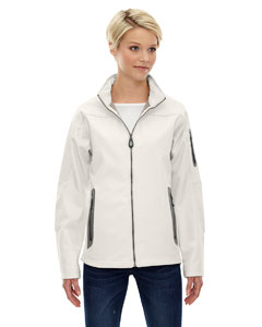 Crystl Qrtz 695 Ladies' Three-Layer Fleece Bonded Soft Shell Technical Jacket