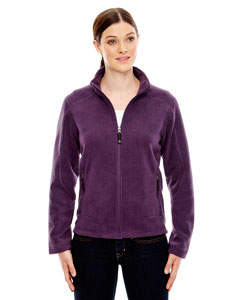 Mulbry Purpl 449 Ladies' Voyage Fleece Jacket