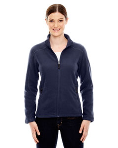Classic Navy 849 Ladies' Voyage Fleece Jacket