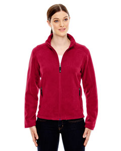 Classic Red 850 Ladies' Voyage Fleece Jacket