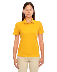 Campus Gold 444 Ladies' Origin Performance Piqué Polo