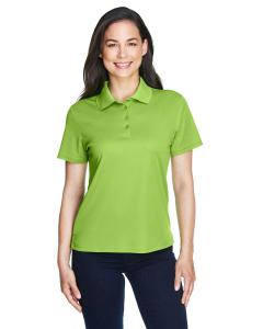 Acid Green Ladies' Origin Performance Piqué Polo
