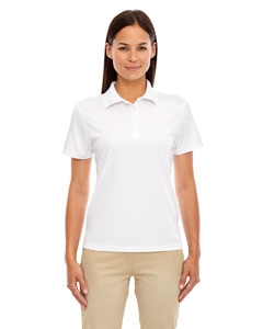 White 701 Ladies' Origin Performance Piqué Polo