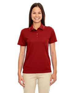 Classic Red 850 Ladies' Origin Performance Piqué Polo