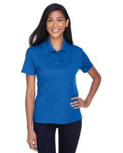 True Royal Ladies' Origin Performance Pique Polo with Pocket