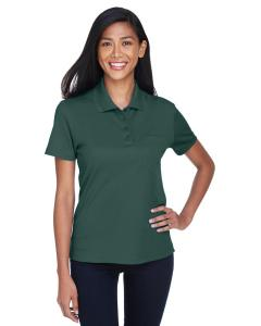 Forest Ladies' Origin Performance Pique Polo with Pocket