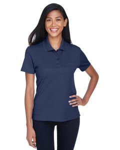 Classic Navy Ladies' Origin Performance Pique Polo with Pocket
