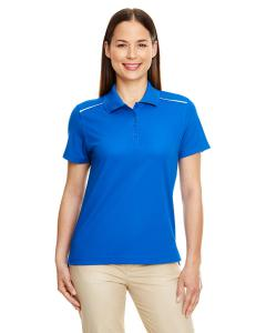 True Royal Ladies Radiant Performance Piqu Polo with Reflective Piping