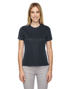Carbon 456 Ladies' Pace Performance Piqué Crew Neck