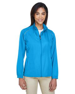 Electric Blue Ladies' Motivate Unlined Lightweight Jacket