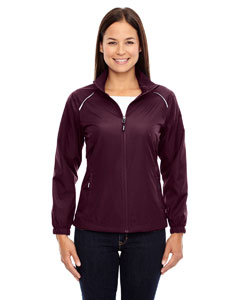 Burgundy 060 Ladies' Motivate Unlined Lightweight Jacket