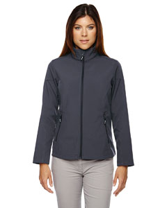 Carbon 456 Ladies' Cruise Two-Layer Fleece Bonded Soft Shell Jacket