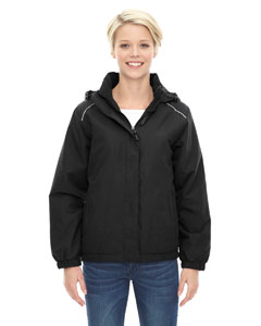Black 703 Ladies' Brisk Insulated Jacket