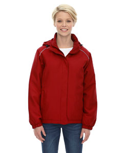 Classic Red 850 Ladies' Brisk Insulated Jacket
