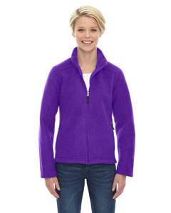 Campus Prple 427 Ladies' Journey Fleece Jacket