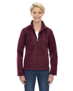 Burgundy 060 Ladies' Journey Fleece Jacket