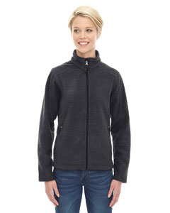 Hthr Chrcl 745 Ladies' Journey Fleece Jacket
