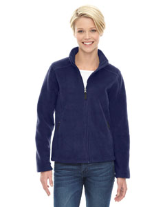Classic Navy 849 Ladies' Journey Fleece Jacket