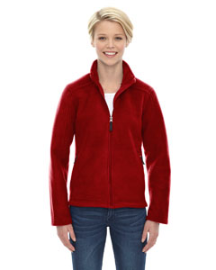 Classic Red 850 Ladies' Journey Fleece Jacket