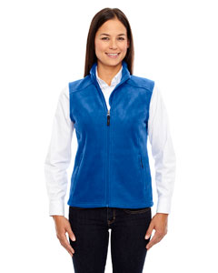 True Royal 438 Ladies' Journey Fleece Vest