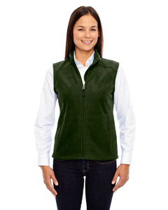 Forest Gren 630 Ladies' Journey Fleece Vest