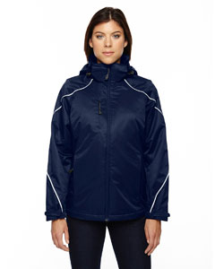 Night 846 Ladies' Angle 3-in-1 Jacket with Bonded Fleece Liner