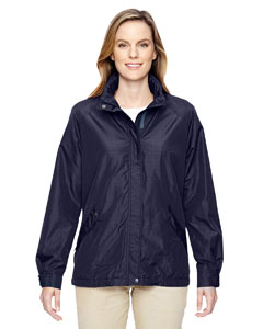 Navy 007 Ladies' Excursion Transcon Lightweight Jacket with Pattern