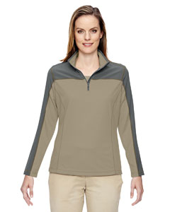 Stone 019 Ladies' Excursion Circuit Performance Half-Zip