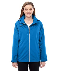 Naut Blu/ Plt413 Ladies' Insight Interactive Shell Jacket