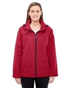 Cls Red/ Blk 850 Ladies' Insight Interactive Shell Jacket