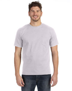 Ash Adult Midweight Pocket T-Shirt