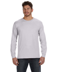 Ash Ringspun Heavyweight Long-Sleeve T-Shirt