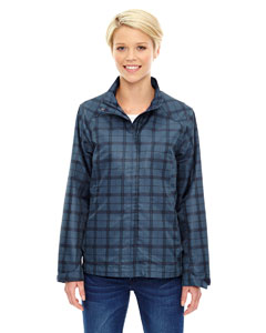 Night 846 Ladies' Locale Lightweight City Plaid Jacket