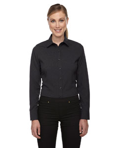 Carbn Heath 452 Ladies' Mélange Performance Shirt