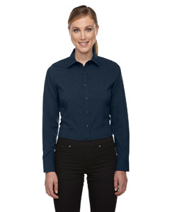 Night Heathr 480 Ladies' Mélange Performance Shirt