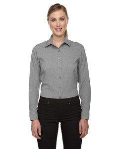 Lt Heather 832 Ladies' Mélange Performance Shirt