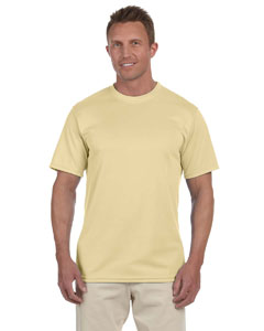 Vegas Gold 100% Polyester Moisture-Wicking Short-Sleeve T-Shirt