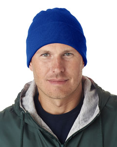 Royal Adult Knit Beanie with Cuff