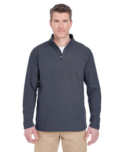Flint Adult Cool & Dry Quarter-Zip Microfleece