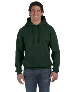 Forest Green 12 oz. Supercotton™ 70/30 Pullover Hood