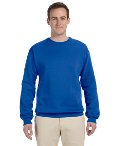 Royal Adult 12 oz. Supercotton™ 70/30 Fleece Crew